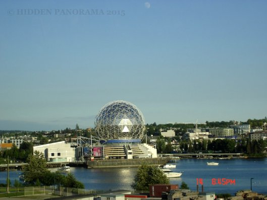 Telus World of Science in Vancouver Downtown