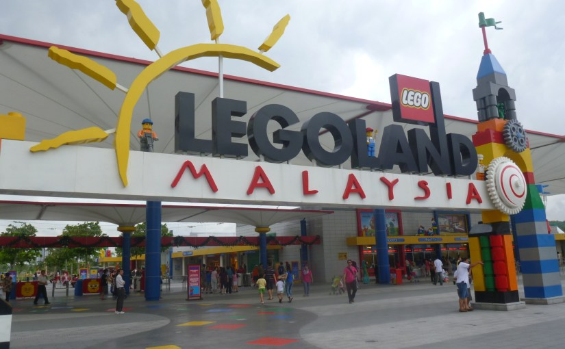 Name Of The Place : Legoland Malaysia