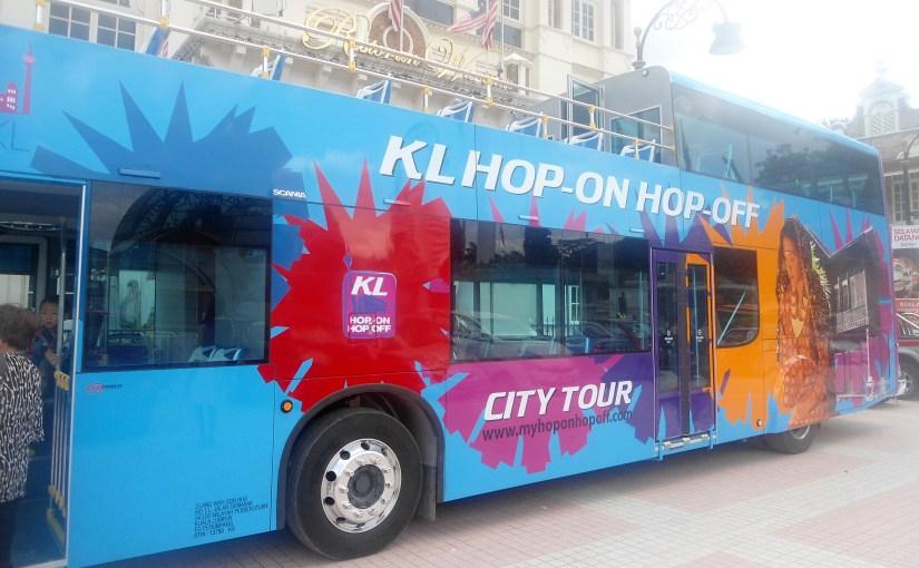 Transportation : Kuala Lumpur – Tour Bus