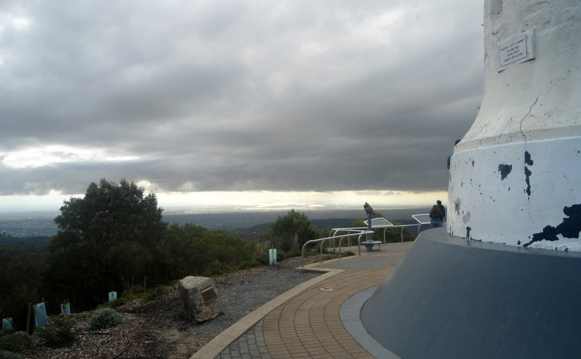 Mount Lofty Summit – South Australia's Majestic Summit