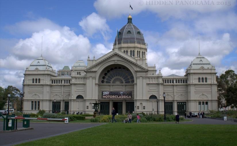 Structure : Royal Exhibition Building