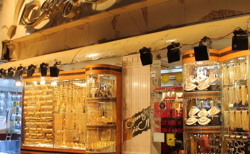 Theme : Gold Store – Dubai Gold Souk Store
