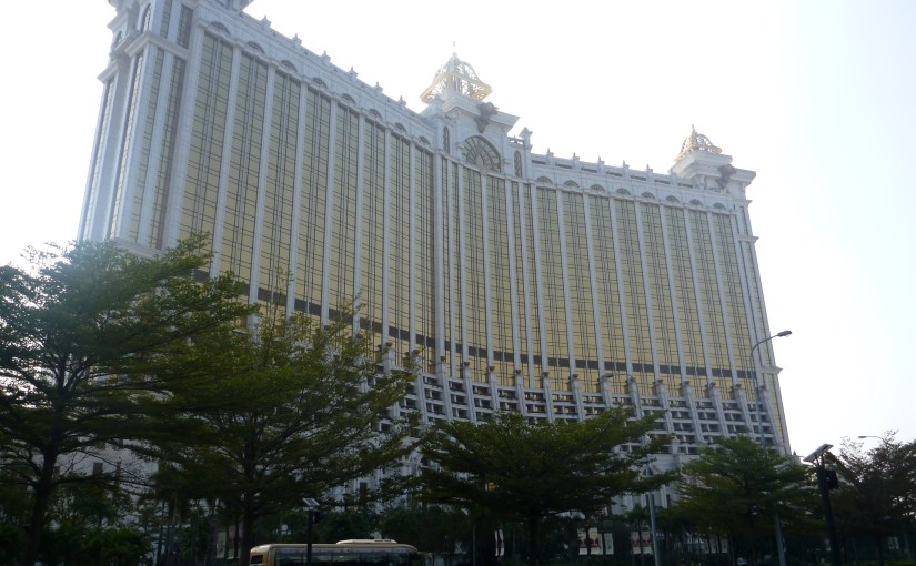 Random Angle : Galaxy Macau