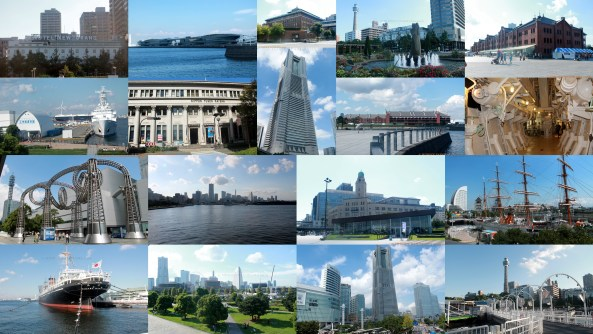 Hidden Panorama - Yokohama