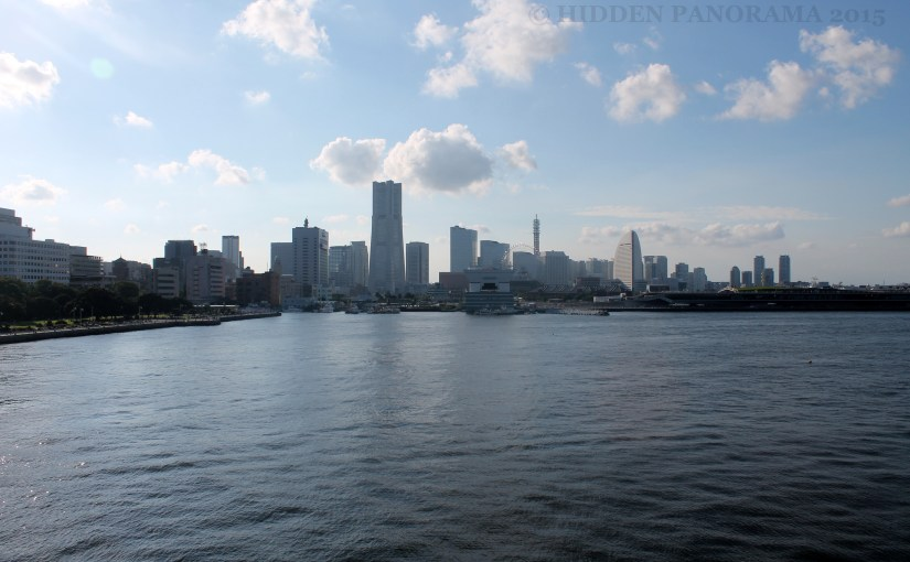 Panoramic View : Minatomirai 21 At Yokohama