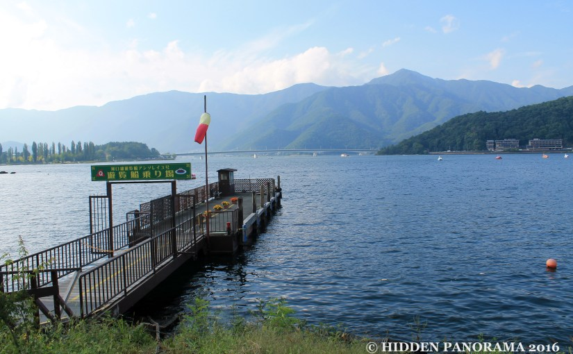 Kawaguchiko – Finding Enjoyment on its Lake after Unexpected Moments