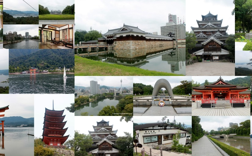 Hiroshima – An Introduction To The Home of Two World Heritage Sites