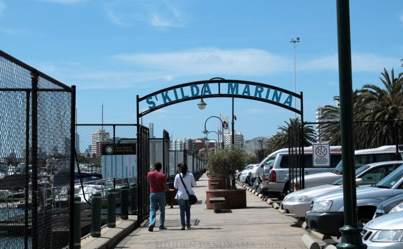 Name Of The Place : St Kilda Marina