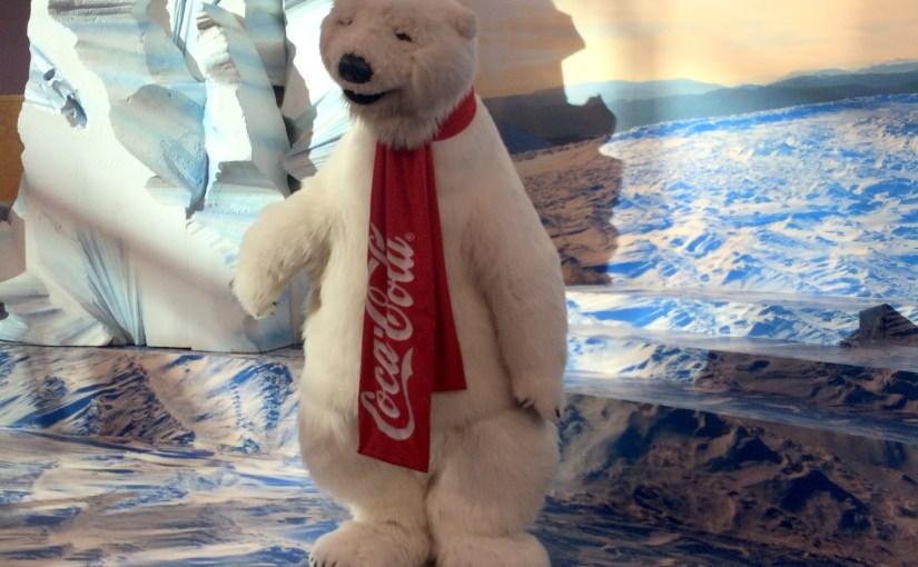 Life Of Others : Coca-Cola Polar Bear