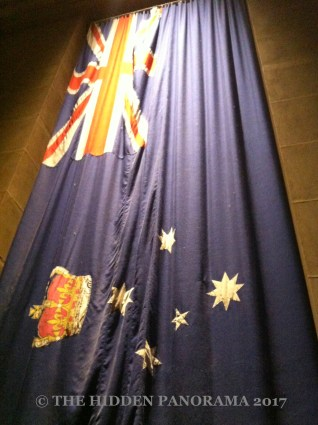 The Flag of State of Victoria