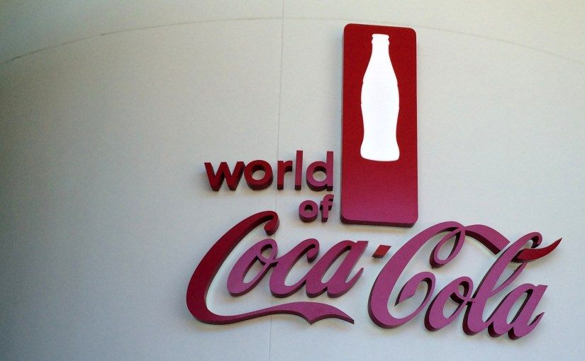 Name Of The Place : World of Coca-Cola