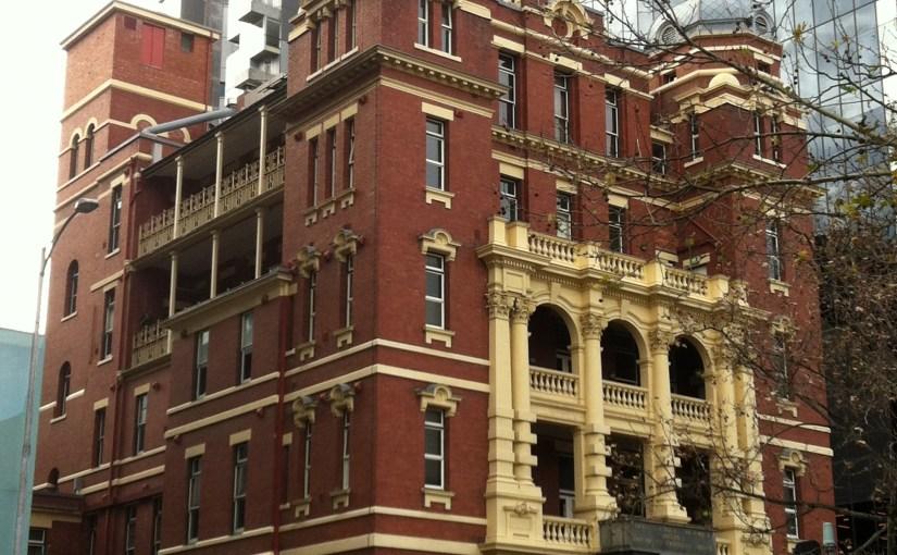 Structure : Queen Victoria Women's Centre