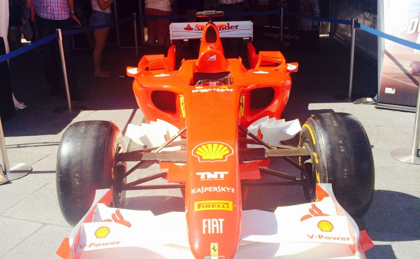Transportation : Australia – F1 Motor Race Cars