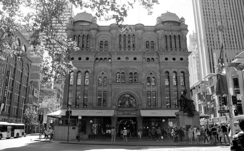 Chromatic Outlook : Queen Victoria Building