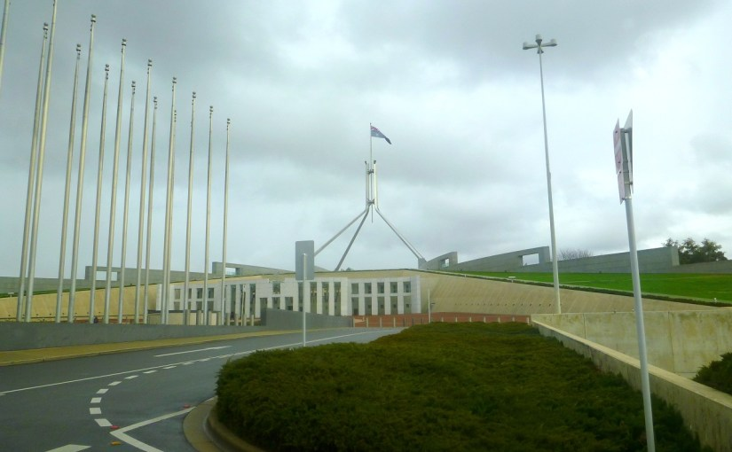 Australian Parliament House – An Iconic Symbol of Australian Politics