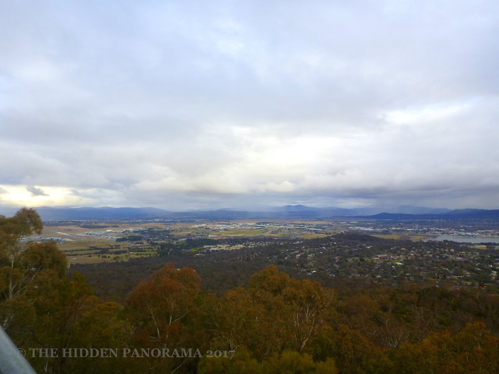 Mount Ainslie Lookout - A Viewpoint of Canberra