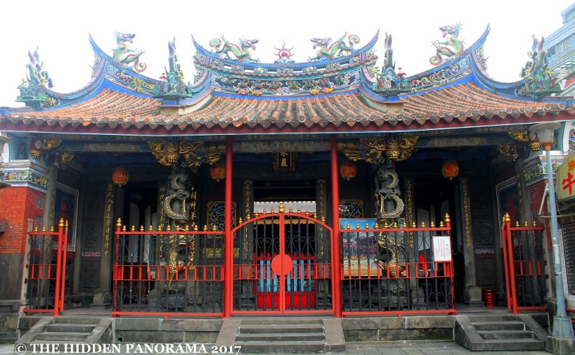 Discovery : Qingshui (or Chingshui) Temple