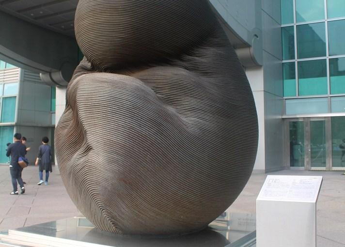 """Arts and Craft : """"Infinite Life"""" By Kang Mu-Hsiang"""