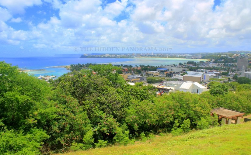 Panoramic View : Guam's West Coast