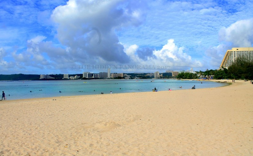 Tumon – Beach and Urban Walk