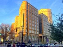 Strolling at Midtown Atlanta (Peachtree Street Northeast – Atlanta Walk Part 1)
