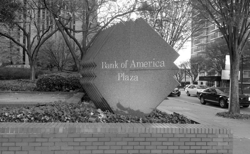 Chromatic Outlook : Bank of America Plaza