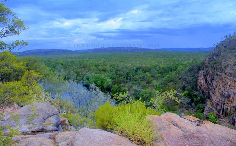 Panoramic View : Katherine Gorge