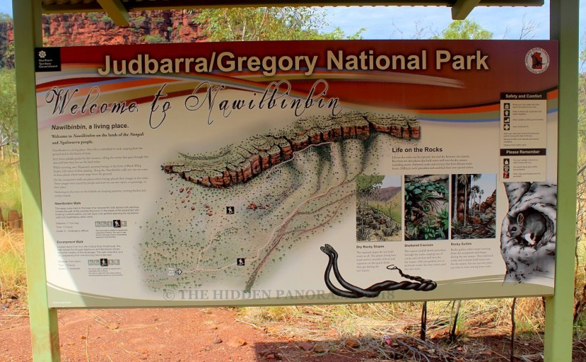 Name Of The Place : Judbarra (Gregory) National Park