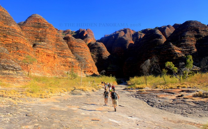Still Expression : The Bungle Bungles, WA – Walking