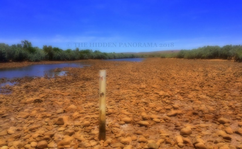 Discovery : Pentecost River