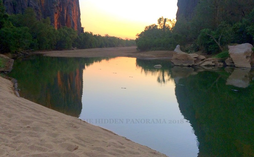 Featuring Our World : Windjana Gorge and Lennard River