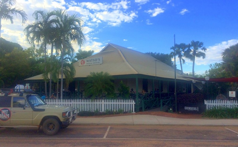 Restaurant : Matso's Broome Brewery – Australia's Most Remote Brewery