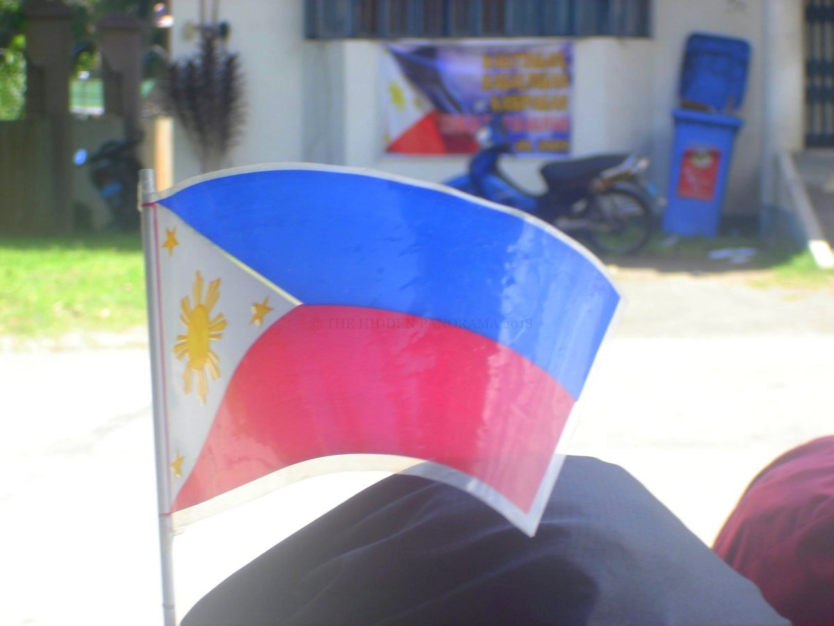 1st Philippines Independence Day (Freedom) Climb - Remembered