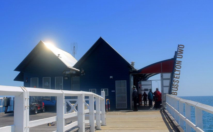 Name Of The Place : Busselton UWO (Underwater Observatory)