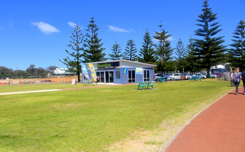 Name Of The Place : Busselton