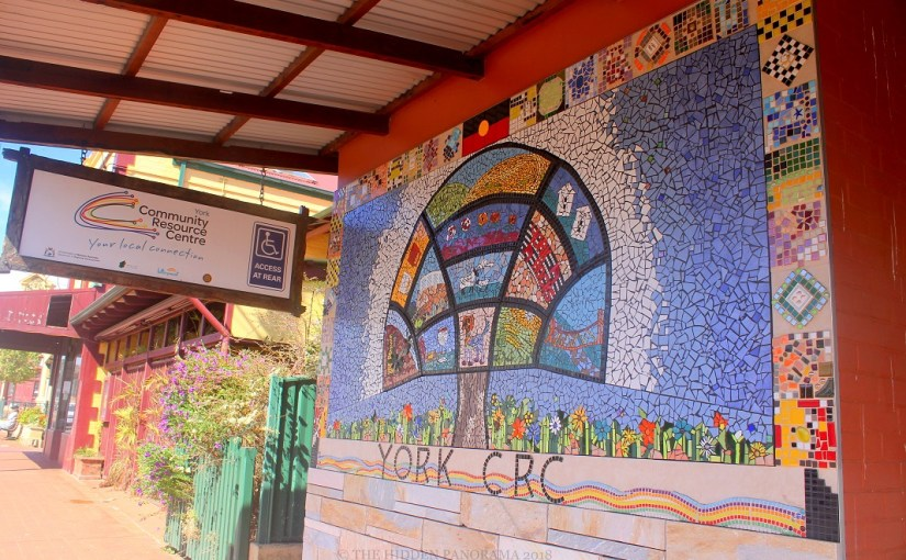 Arts and Craft : York CRC Mosaic Art