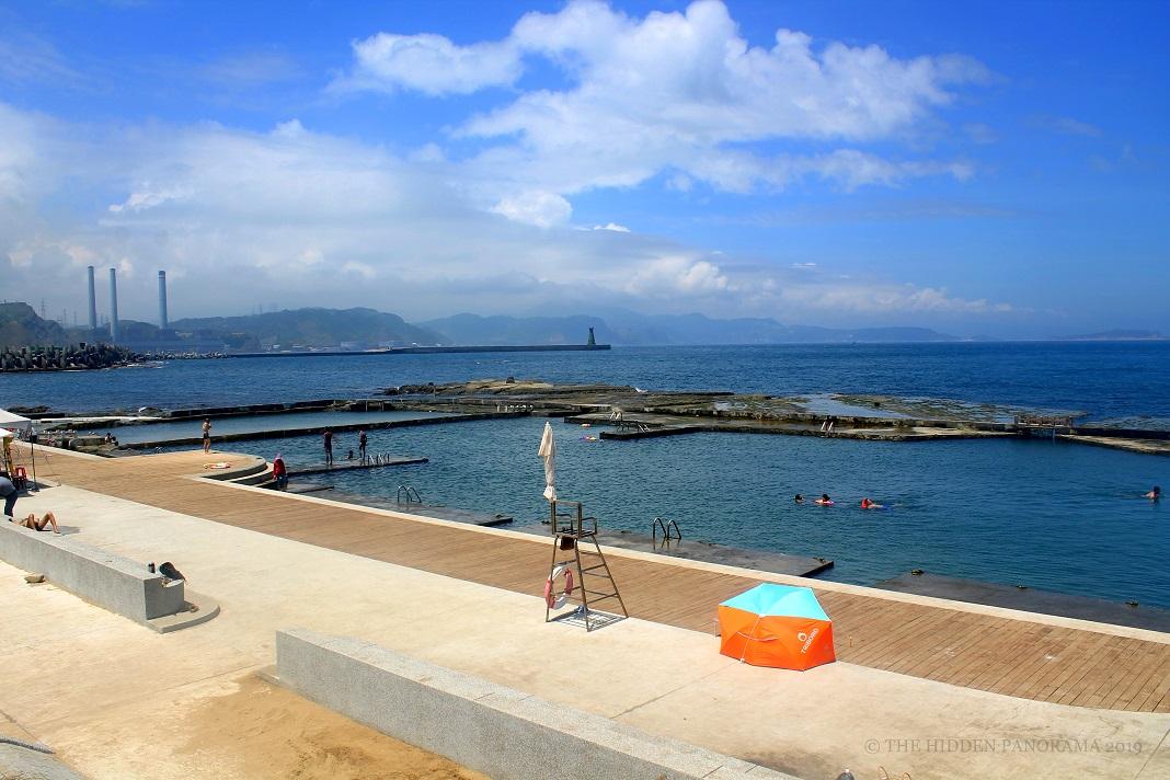 Discovery : Heping Island Park - Blue Ocean Pool