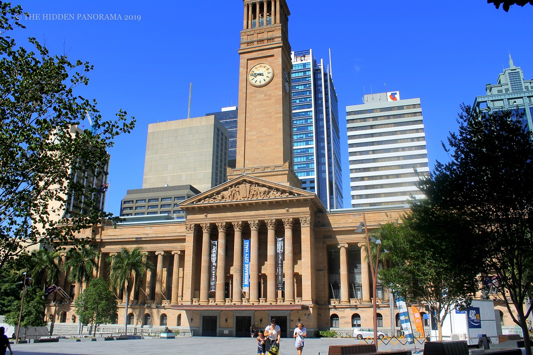 "Structure : Brisbane City Hall - ""People's Place"""