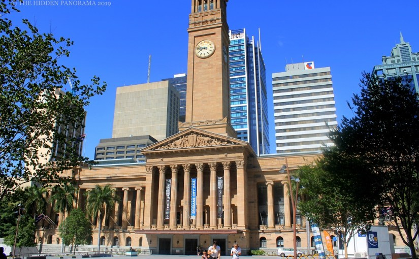 "Structure : Brisbane City Hall – ""People's Place"""