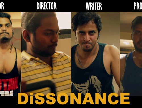dissonance cover