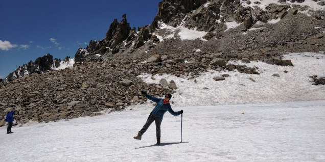 Rupa at Glacier