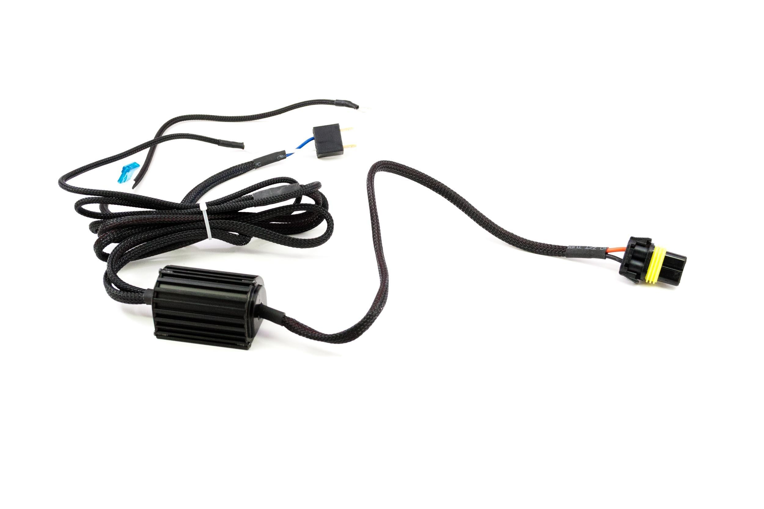 H7 Headlight Wire Harness