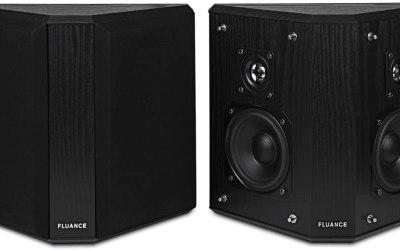Elite Series Bipolar Surround Sound Satellite Speakers