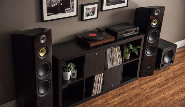 Fluance Signature Series Speakers (4)hihi