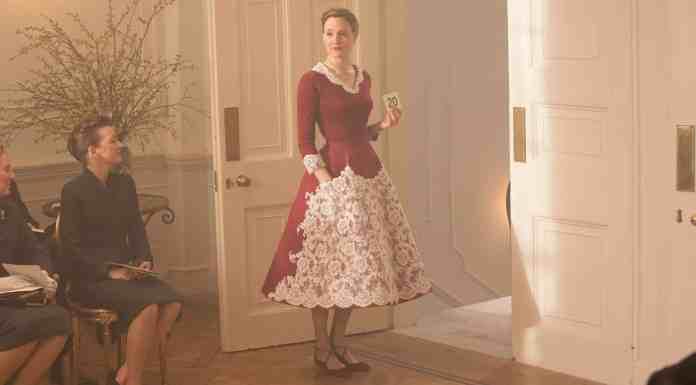 Paul Thomas Anderson - Phantom Thread film review - Daniel Day-Lewis