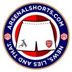 Arsenal Shorts Logo