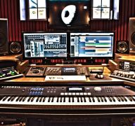 10 must-have music gears for your home studio