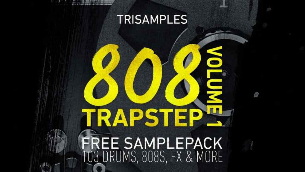 808 Trap Pack Free Samples