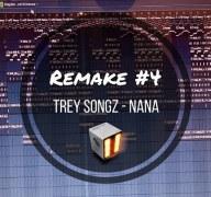Remake #4 – Trey Songz – Nana (Fl studio Remake)