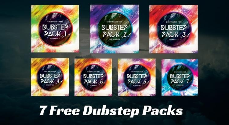 Free Dubstep sample packs